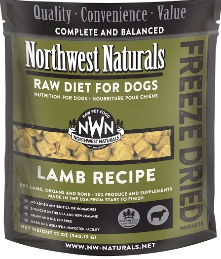Freeze dried lamb northwest naturals moe 39 s meats for Freezing fish oil