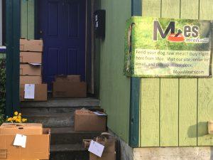 Moe's Meats front office