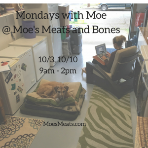 Raw Meat for Dogs and Cats in Portland, Oregon at Moe's Meats and Bones