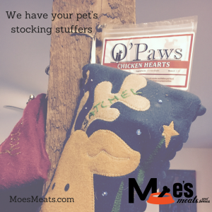 We have your pet's stocking stuffers