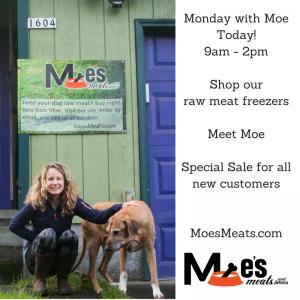Moe's Meats and Bones located in Portland, Oregon