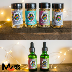 CBD Cat Treats and CBD Cat Extracts at Moe's Meats and Bones