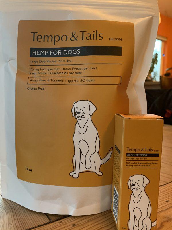 Hemp CBD Dog Treats and Hemp CBD Dog Extract