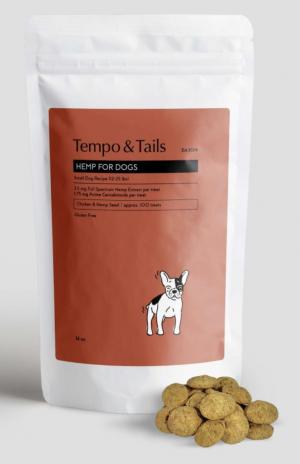 Hemp CBD Dog Treats for Small Dogs 2