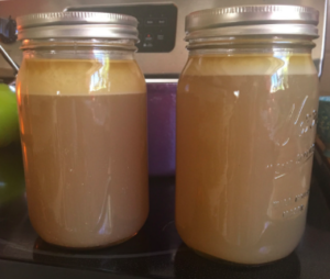 Homemade Bone Broth, Quart or Tri-Pack