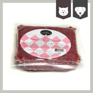 Love Your Pet, Wild Venison, 1 Pound