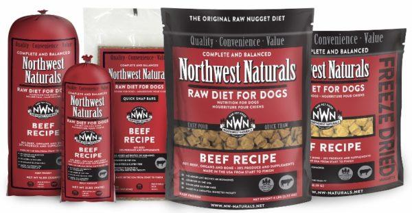 Northwest Naturals, Beef Options