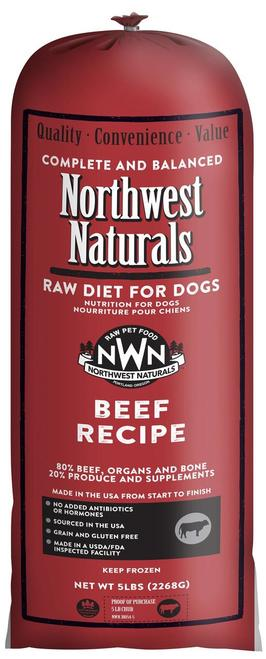 Blue Couch Specials, Satchel Specials Bargain Bundle of Northwest Naturals Beef and Chicken Raw Meat