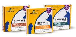 Answers Pet Food, Fermented Goat Cheese Treats, 8 Ounces