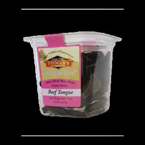 Evanger's Beef Tongue Treats, 3.5 Ounces