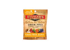 Evanger's Quail Treats, 4.5 Ounces