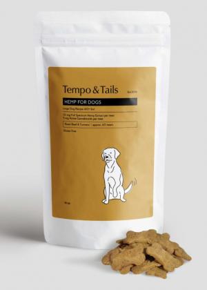 Large dog CBD Hemp Treats