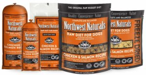 Northwest Naturals, Chicken and Salmon Options