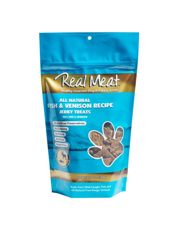 The Real Meat Company, Fish & Venison Treats