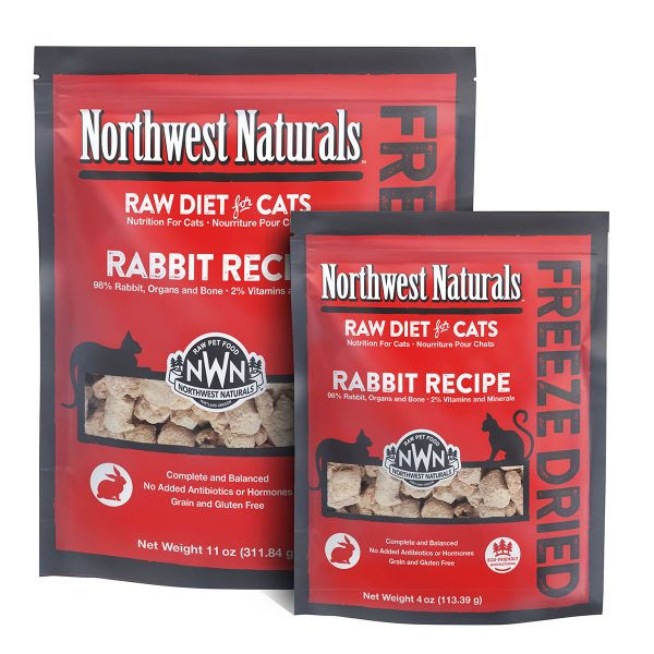 NWN Freeze Dried Cat Nibbles