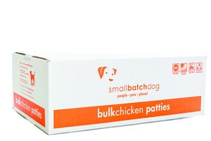Small Batch Bulk Chicken Patties Portland