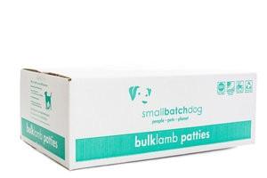 Small Batch Bulk Lamb Patties Portland