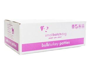 Small Batch Bulk Turkey Patties Portland