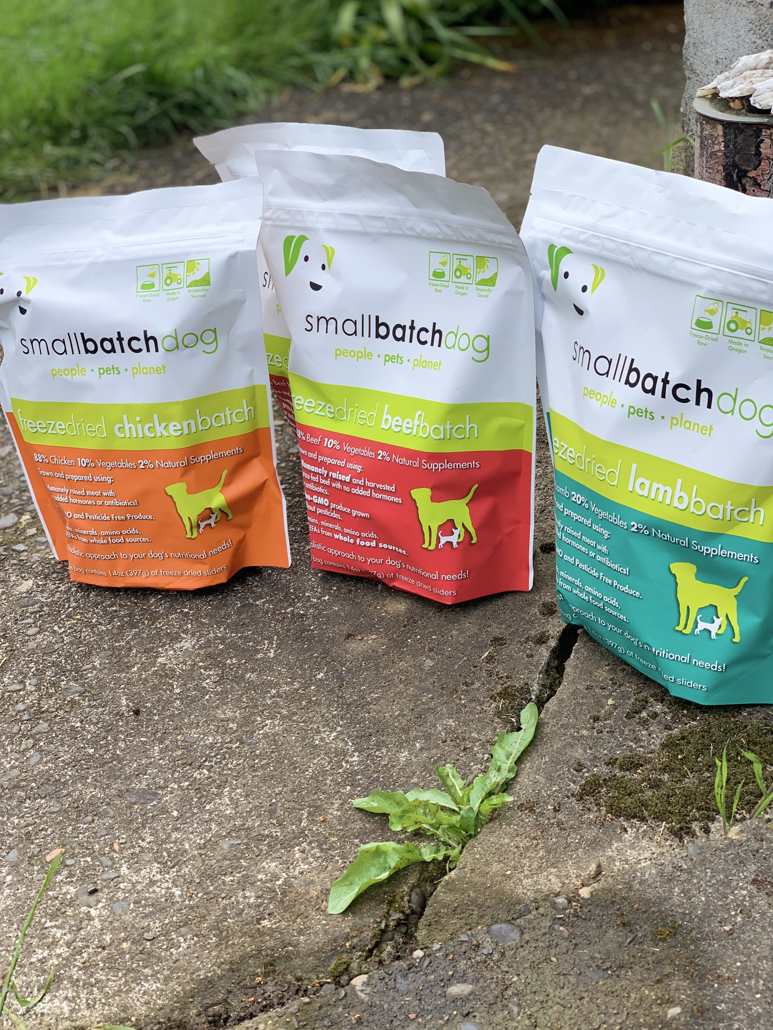 Small Batch PDX Pet Food